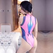 情趣内衣激情诱惑套装性感制服角色扮演三点式开档女泳衣死库水骚